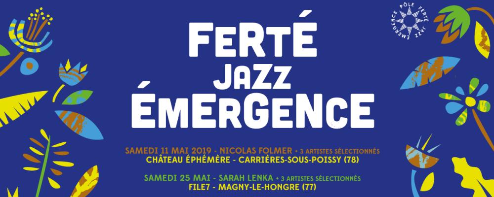 Ferté Jazz Émergence