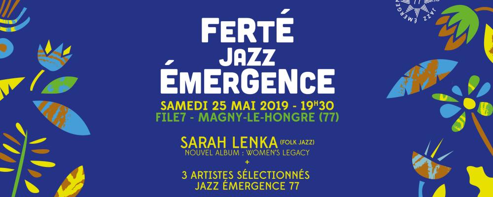 Jazz Émergence 77
