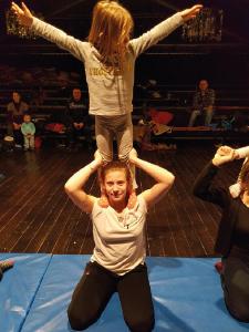 baby cirque